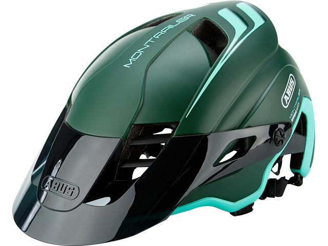 ABUS Montrailer Casco MTB, smaragd green